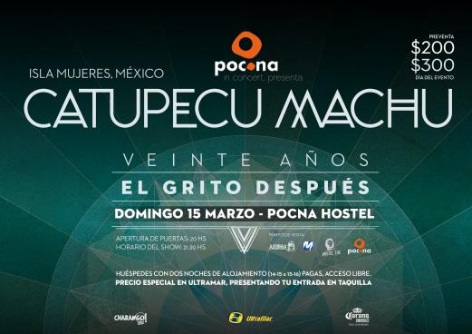 Show de Catupecu Machu